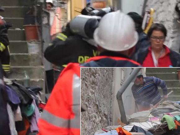 Explozie în casa unui român, în Italia! Sunt mai mulți răniți grav, printre care o femeie și o fetiță! Românul e în starea cea mai gravă