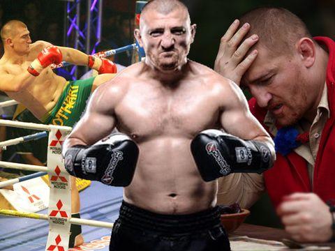 """Cel mai mare regret al lui Cătălin Moroșanu! Luptătorul a dat cărțile pe față! """"Fetița mea are opt anișori..."""""""
