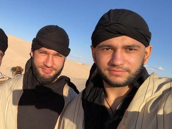 Faimosul Yamato Zaharia a fugit din România! A ajuns în deșert și trăiește ca beduinii | DEZVĂLUIRI