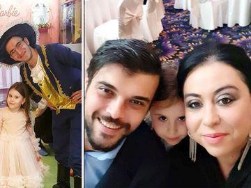 Oana Roman, superpetrecere de ziua fiicei ei! Uite cât de frumos a îmbrăcat-o pe micuţa Isabela! Fetiţa e o adevărată prinţesă! FOTO!