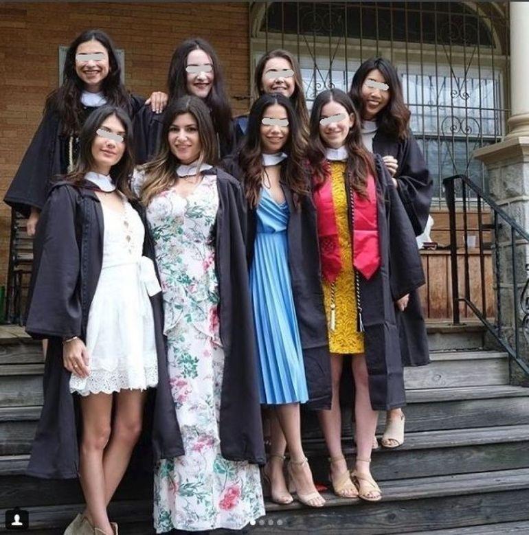 WEEK-END Fiica lui Mircea Geoană a absolvit degeaba Medicina în America! Ana s-a angajat la o agenţie de impresariat din Beverly Hills!