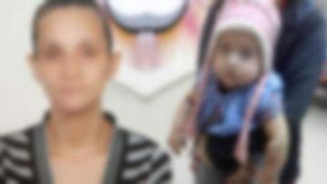 O mama si-a torturat fetita prin injectare cu inalbitor si sapun lichid, pentru ca nu putea sa o iubeasca