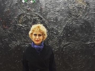 """O celebră pictoriță din România are nevoie de ajutorul nostru! Ecaterina Vrana e în spital: """"Am nevoie de masă trombocitară şi nu primesc de la Institut!"""""""