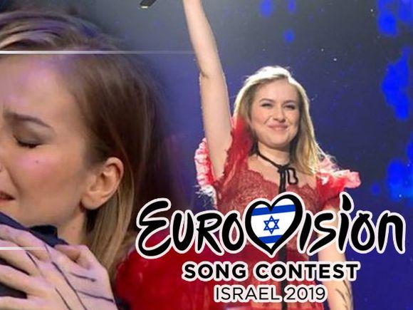 România s-a prăbușit la pariuri pentru Eurovision după eliminarea Laurei Bretan!