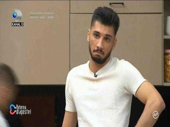 """Confruntare Adrian - Raluca la """"Puterea Dragostei"""". E incredibil ce și-au spus foștii iubiți: """"Nu zic ce jet i-am dat eu"""""""