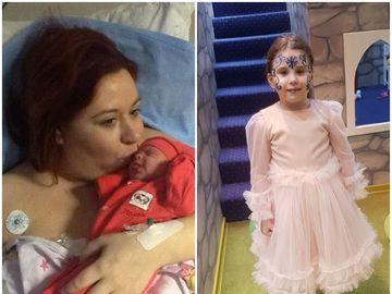 Oana Roman, mesaj emoţionant pentru fetiţa ei! Isabela a împlinit 5 ani