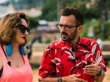 Adrian Teleșpan, partenerul Anei Morodan în Asia, a scris o carte controversată în care și-a dezvăluit orientarea sexuală