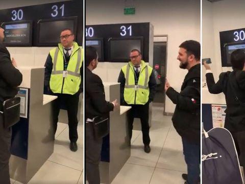 Scandal pe Aeroportul Otopeni! Tzanka Uraganul și formația lui, opriți la porțile de control