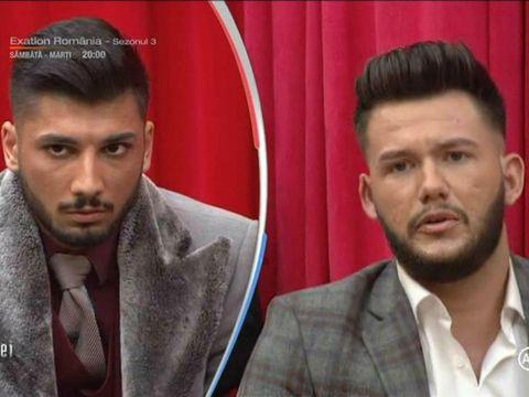 """Episod violent între Adrian și Ricardo de la Puterea Dragostei! Ce nu s-a văzut la televizor: """"I-a dat o palmă"""""""