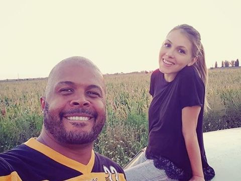"""Prima imagine cu fiica lui Cabral și a Andreei Ibacka! Cum arată micuța mulatră: """"Are gene lungi, întoarse"""""""