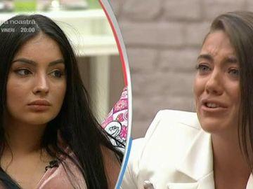 """Roxana, în prag de eliminare, după ce s-a bătut cu Simina! Ce se va întâmpla cu concurenta de la """"Puterea Dragostei"""""""