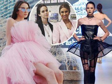 """Fiica fotomodel a Anamariei Prodan s-a dus să cumpere morcovi la New York îmbrăcată ca pe podiumul de modă: """"Au înnebunit americanii când au văzut-o aşa"""" FOTO"""