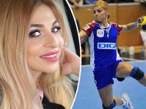 Retrasă din handbal, Ada Nechita are o viață fabuloasă cu iubitul milionar! FOTO