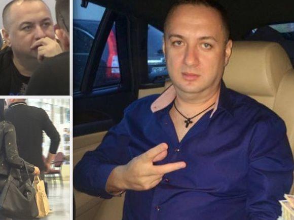 """Dana, """"Criminala"""" de la Mall! Nevasta lui Leo de la Strehaia a stârnit priviri pofticioase cu pantalonii mulați, din piele"""