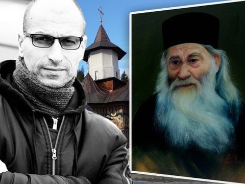 """Duhovnicul Iustin Pârvu i s-a arătat unui cunoscut astrolog! Ioan Burculeț: """"Este pentru a doua oară, de fiecare dată eram în spital"""" IMAGINI CUTREMURĂTOARE"""
