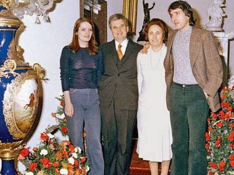 """Valentin şi Zoia Ceauşescu nu au fost copiii lui Nicolae Ceauşescu? Un fost demnitar comunist a dezvăluit: """"Ceaușescu i-a adoptat copiii pe care-i avea cu alții și i-a mai făcut și el un copil, pe Nicușor"""""""