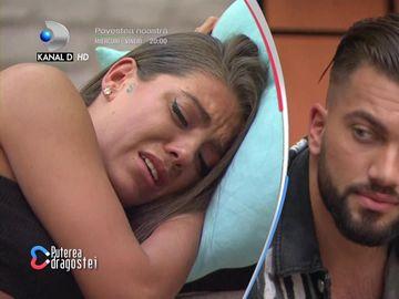 """Roxana, mărturisiri teribile despre Andy: """"M-a înjurat, m-a scuipat""""! Cu toate astea, suferă cumplit după el! A plâns în hohote la Puterea Dragostei! Reacția surprinzătoare a lui Andy"""