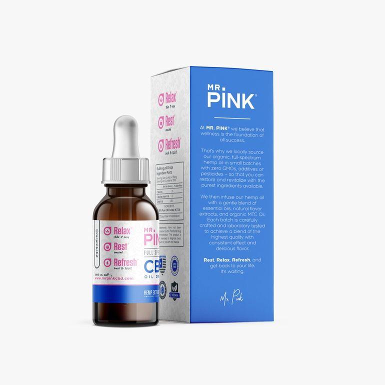 Iubitul Monicăi Gabor vinde ulei de cannabis în SUA! Mr Pink și-a deschis magazin online EXCLUSIV