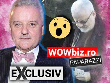 Irinel Columbeanu, transformare șocantă! Afaceristul și-a lăsat barbă și umblă cu bani mărunți VIDEO EXCLUSIV