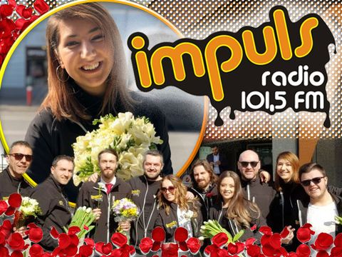 Radio Impuls, surprize uriaşe pentru doamne şi domnişoare de 8 martie!  FOTO & VIDEO