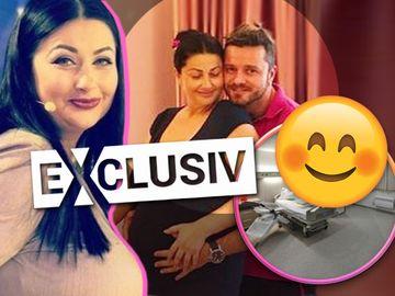 Așa arată salonul în care va naște Gabriela Cristea! Vedeta va beneficia de pachetul VIP, în valoare de 5.000 de euro! Avem toate detaliile EXCLUSIV