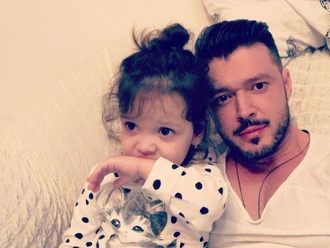Victor Slav, amănunt emoționant! A vorbit despre lucrul care îl leagă cel mai tare de fiica lui și a Biancăi Drăgușanu