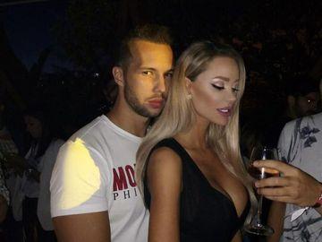 Fostul iubit al Biancăi Drăguşanu a fost reţinut de Poliţie! Tristan Tate era la volanul unui Lamborghini decapotabil! FOTO