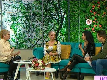 Maria Constantin, surpriză imensă de ziua ei de naștere! Familia și cei mai buni prieteni, alături de ea la Teo Show