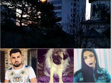 Cutremurător! Ce a făcut câinele Valentinei la înmormântarea tinerei din Buzău, carbonizată de fostul iubit. Abia acum s-a aflat