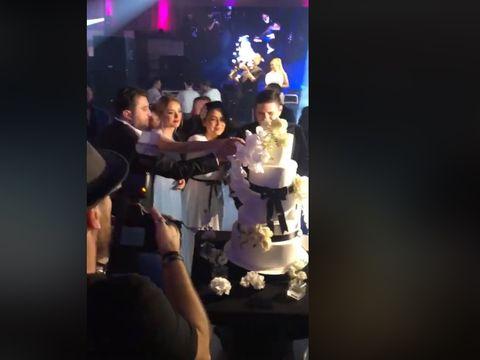 Mihaela Moise, nuntă și botez în aceeași zi! Cum i-a surprins pe invitați