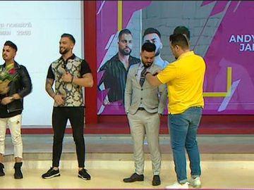 Andy, Jador și None, confruntarea la TV! Ce a spus None despre sărutul Siminei cu Andy