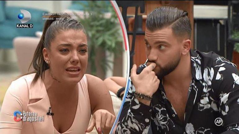 """Dezvăluri uluitoare! Andy de la Puterea dragostei recunoaște! """"Am făcut sex cu Roxana""""! Avem detalii exclusive despre relația dintre cei doi concurenți"""
