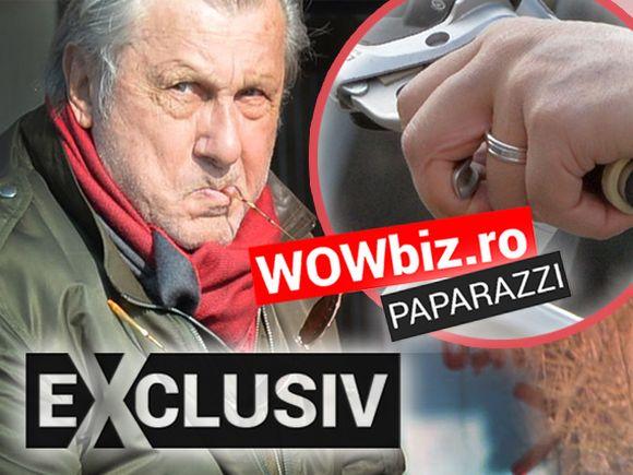 Ilie Năstase, surprins cu verigheta pe deget! Se pregătește fostul tenisman de o nouă nuntă? | VIDEO EXCLUSIV