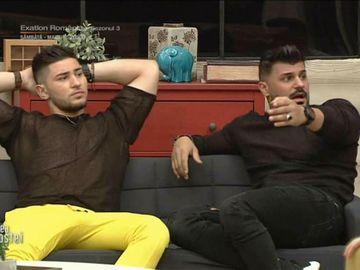 """Puterea Dragostei: Bogdan Mocanu i-a luat apărarea Ralucăi în fața lui Hamude: """"Mă, ție îți place de Raluca!"""""""
