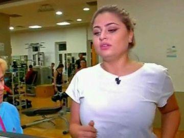 Mariana de la Exatlon s-a antrenat în noroi până la genunchi! Se bagă şi Pluşica, partenera ei de antrenament? FOTO
