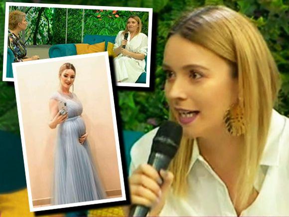 """Diana Dumitrescu, dezvăluiri despre bebelușul din burtică: """"La cât de mare e burta, credeam că am gemeni"""""""