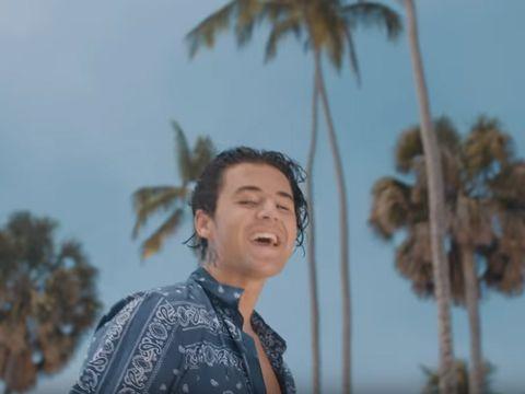 Mario Fresh a filmat videoclip în Republica Dominicană