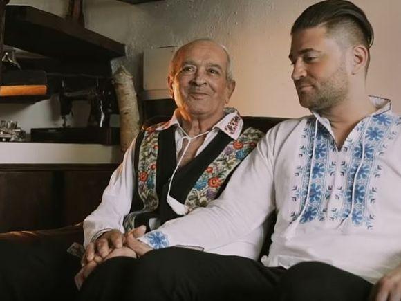 """Nelu Bălășoiu, prințul muzicii populare, clip nou cu fiul său! Cum sună piesa """"Îți mai aduci aminte, mamă"""""""