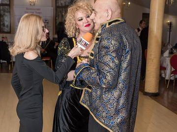 De ziua ei, Oana Lis i-a avut oaspeți pe Prințul Paul și pe Prințesa Lia! FOTO