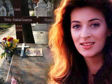 Cum arată mormântul Laurei Stoica, la 13 ani de la dispariția celebrei soliste! FOTO