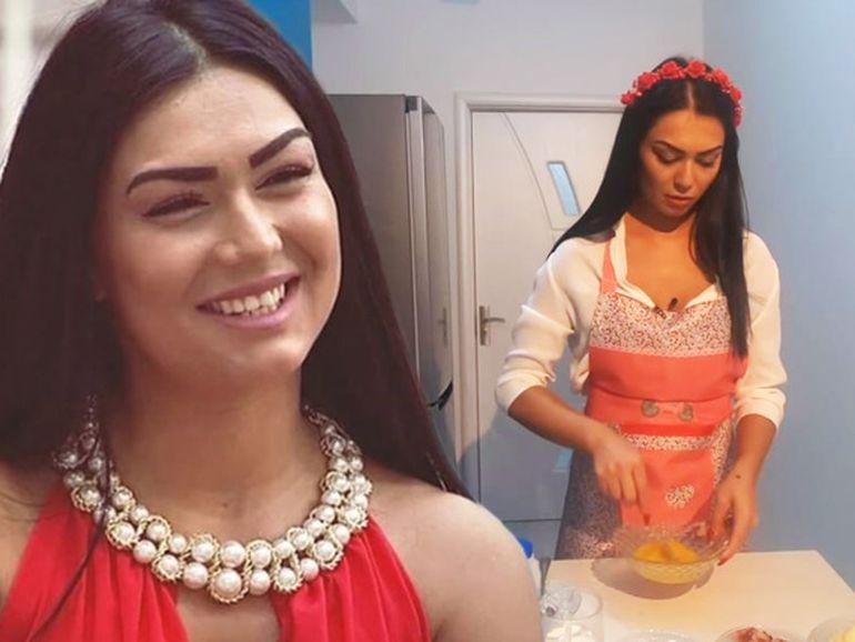 Andreea, fosta concurentă de la Puterea Dragostei, s-a apucat de… gătit! Iată rețeta ei de paste carbonara