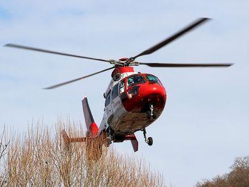 Alertă în Cehia! Un elicopter s-a prăbușit. Două persoane au murit