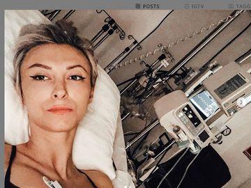 Mesajul emoționant al Andreei Bălan pentru fetițele ei! Ce a spus artista de pe patul de spital
