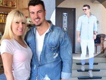 Adrian Alexandrov şi-a scos la vânzare vila din Corbeanca! Vezi câţi bani cere logodnicul Elenei Udrea pe casa al cărei dormitor matrimonial are balcon şi şemineu!