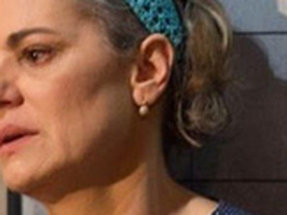 """Maia Morgenstern e furioasă pentru că nu şi-a luat salariul de 3 luni la Teatrul Evreiesc de Stat! """"Puseuri de revoltă împotriva ticăloșiei!"""""""
