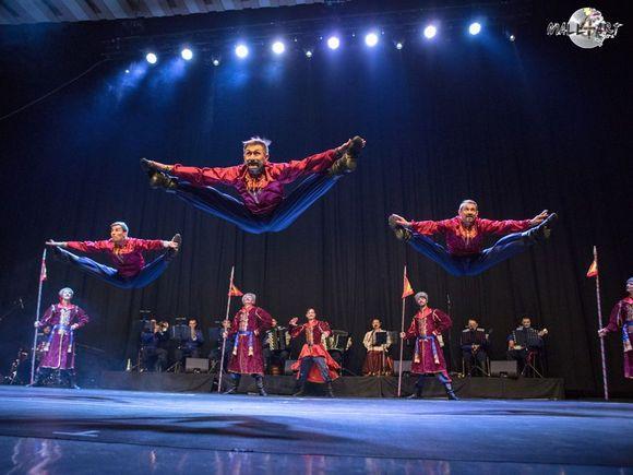 Surprize uriaşe cu ocazia Zilei Mondiale a Teatrului! Cea mai bună trupă de dans din Rusia revine în România!