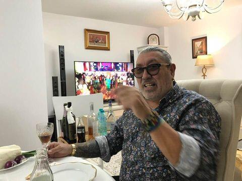 """Serghei Mizil o desființează pe Brigitte Năstase, după săruturile pătimașe cu Florin Pastramă:  """"S-a mai auzit pe la pușcărie de ea"""""""