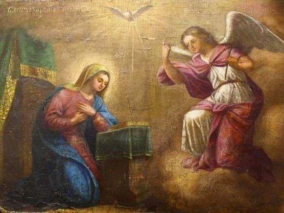 Rugăciunea de Buna Vestire care îți liniștește sufletul și te ajută să treci peste greutăți