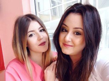 Doua studente la medicină din Iași au stârnit valuri pe net cu anunțul lor