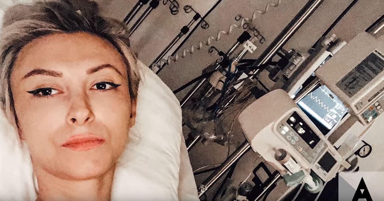 """""""Ieșea sângele, țâșnea din operație""""! Detalii înfiorătoare despre operația Andreei Bălan! A povestit tot chinul"""